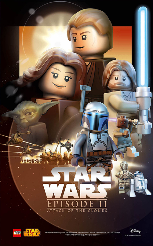 LEGO Star Wars Episode II: Attack of the Clones